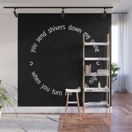 Shivers Wall Mural