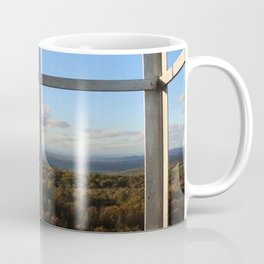 Grafton Fire Tower View Coffee Mug
