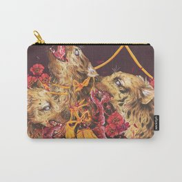 Bonds in Blood Carry-All Pouch