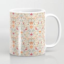 Birdsong Creme Smaller Pattern Coffee Mug