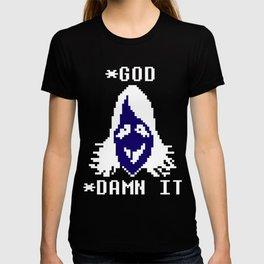 God Damn It (Rouxls Kaard) T-shirt