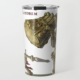 The Dragon Slayer and The Executioner, from Dark Souls Travel Mug