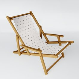Modern Sunrise Sling Chair