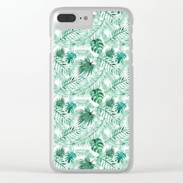 Palm Clear iPhone Case