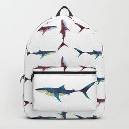 Great White Shark Backpack