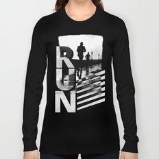 Victoria Embankment, London Long Sleeve T-shirt