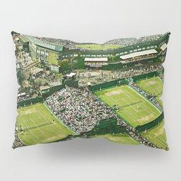 Wimbledon Tennis Pillow Sham