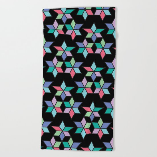 pattern t 6 Beach Towel