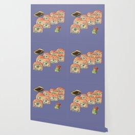 Eukaryotic Sushi Roll Wallpaper
