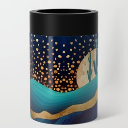 Indigo Desert Night Can Cooler