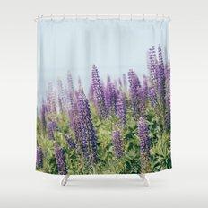 Lupin 1 Shower Curtain