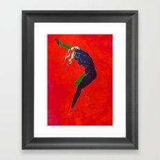 andromeda 2 Framed Art Print
