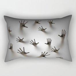 Lost souls Rectangular Pillow