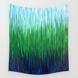 :: Sea Grass :: Wall Tapestry