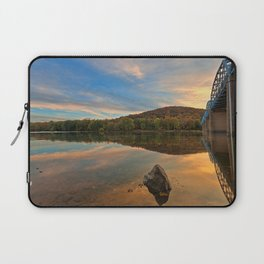 Point of Rocks Sunset Laptop Sleeve