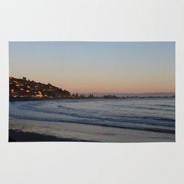 Sunrise at Sumner Beach Rug