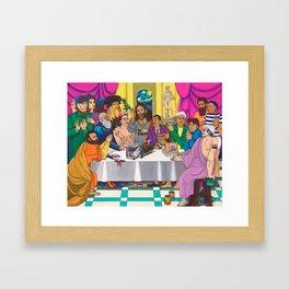 The ArtPostles Framed Art Print