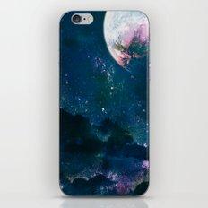 5pace 4bstarct iPhone & iPod Skin