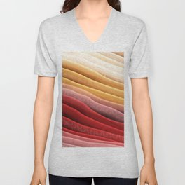 Colorplay Unisex V-Neck