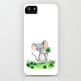Melvin the Mouse iPhone Case
