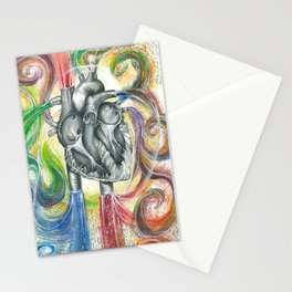 Life after Death Stationery Cards