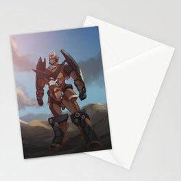 Tengen Toppa Gurren Lagann Stationery Cards