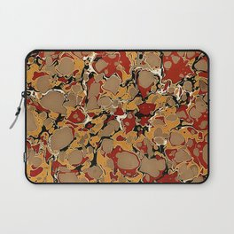 Old Marbled Paper 04 Laptop Sleeve