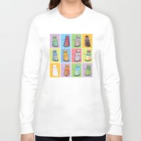 dalek Long Sleeve T-shirts featuring Dalek Dreams by Megs stuff
