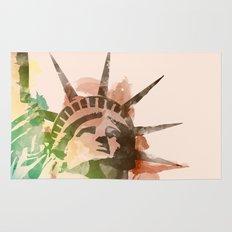 Miss Liberty Rug