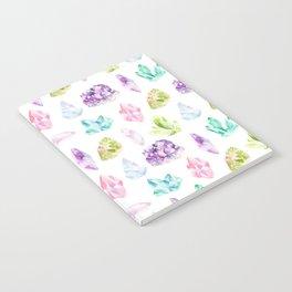 Crystals Notebook