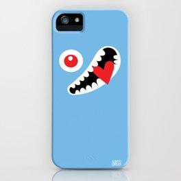 EYE LOVE iPhone Case