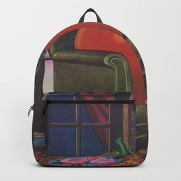 Therapy With A Tomato Milton Glaser - Tomato- Something unusual is going on here - 1978 Backpack