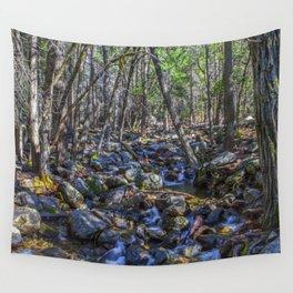 Yosemite Woodland Wall Tapestry