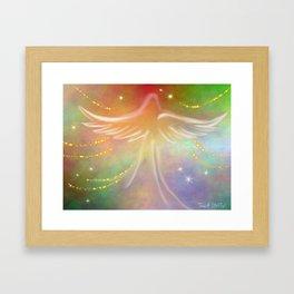 Spirit Angel Framed Art Print
