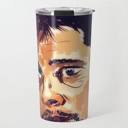 Mr Pitt  Travel Mug