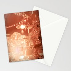 cinnamon chandelier Stationery Cards