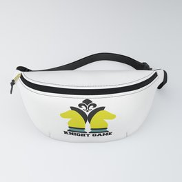 Knight Game Fanny Pack