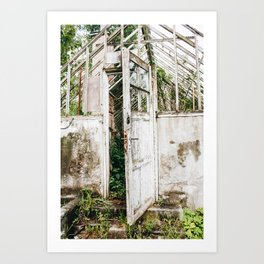a home for the wild Art Print