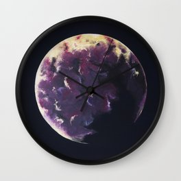 Planet Wall Clock