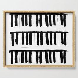 Piano Serving Tray
