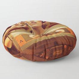 Quiverish Cassette Floor Pillow