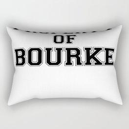 Property of BOURKE Rectangular Pillow