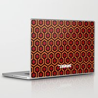 kubrick Laptop & iPad Skins featuring The.Shining. by IIIIHiveIIII