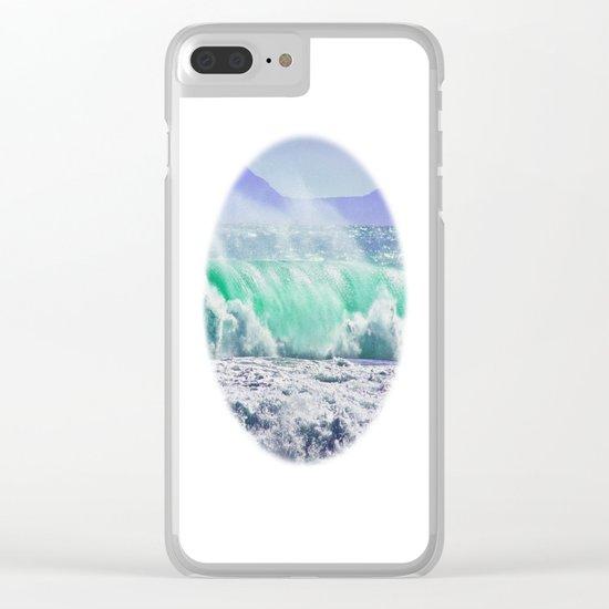 Emerald 2 Clear iPhone Case
