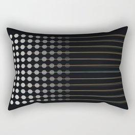 connect me Rectangular Pillow