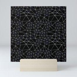 Segment Mini Art Print