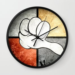 Mediocre Bugs Wall Clock