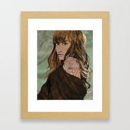 Tour Della Lussuria Framed Art Print