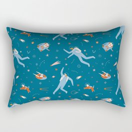 Space adventure Rectangular Pillow
