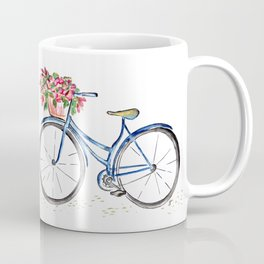Spring bicycle Coffee Mug